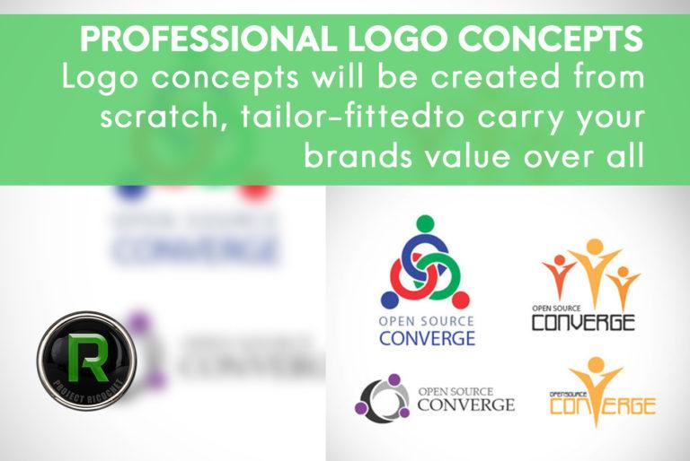 brand identity - logo concepts