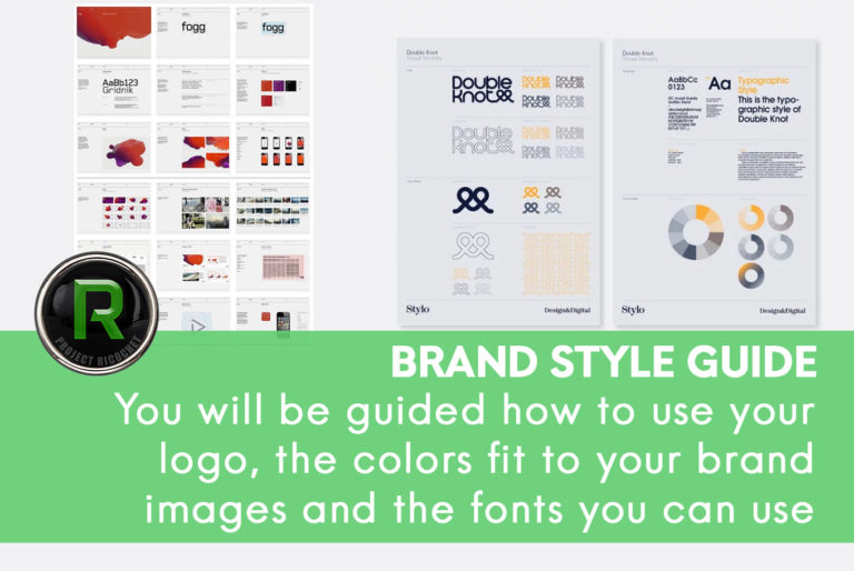 brand identity - style guide